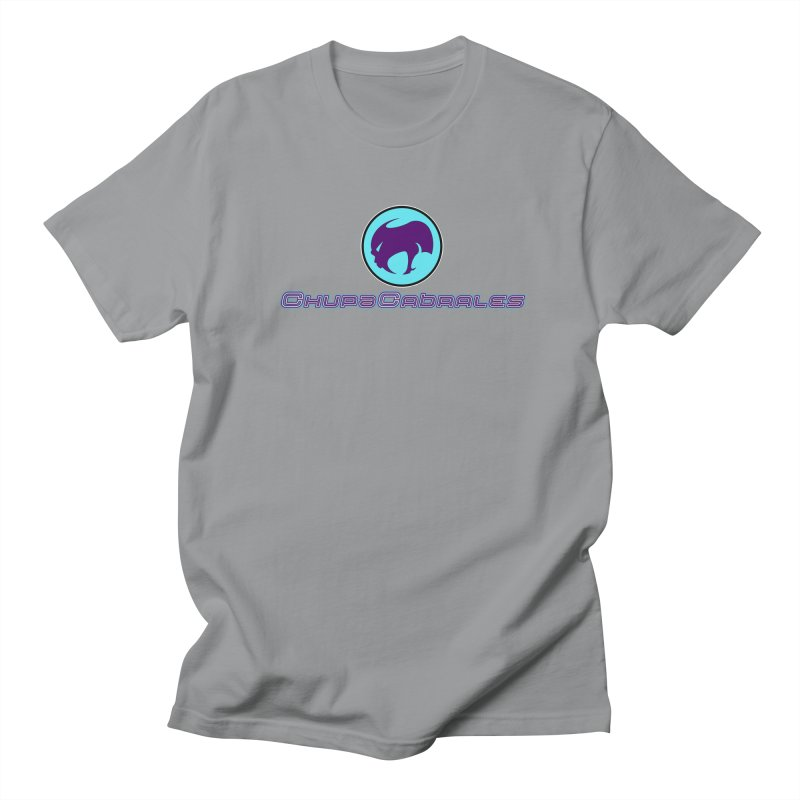 The official seal of the ChupaCabrales Men's Regular T-Shirt by ChupaCabrales's Shop