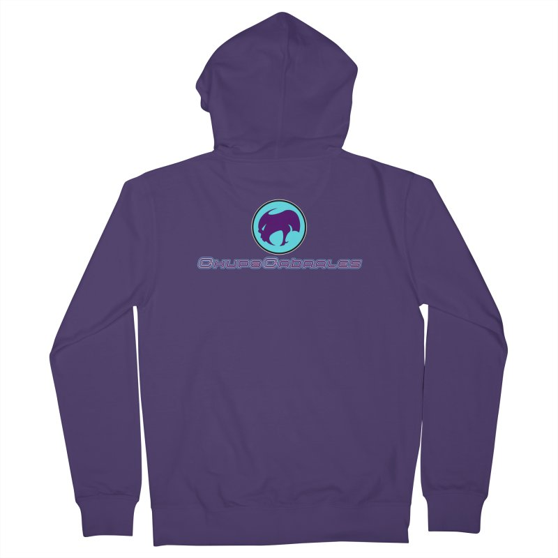 The official seal of the ChupaCabrales Women's French Terry Zip-Up Hoody by ChupaCabrales's Shop