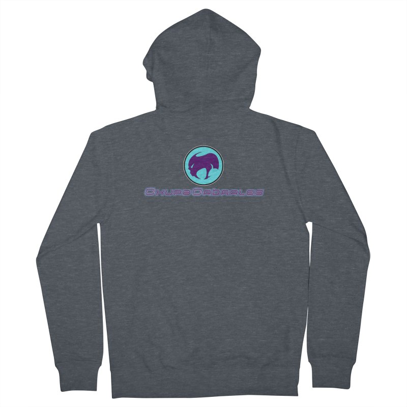 The official seal of the ChupaCabrales Men's Zip-Up Hoody by ChupaCabrales's Shop
