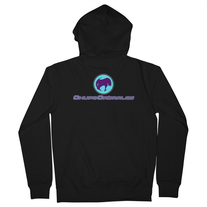 The official seal of the ChupaCabrales Men's French Terry Zip-Up Hoody by ChupaCabrales's Shop