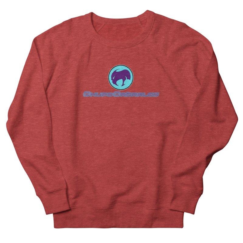The official seal of the ChupaCabrales Men's French Terry Sweatshirt by ChupaCabrales's Shop