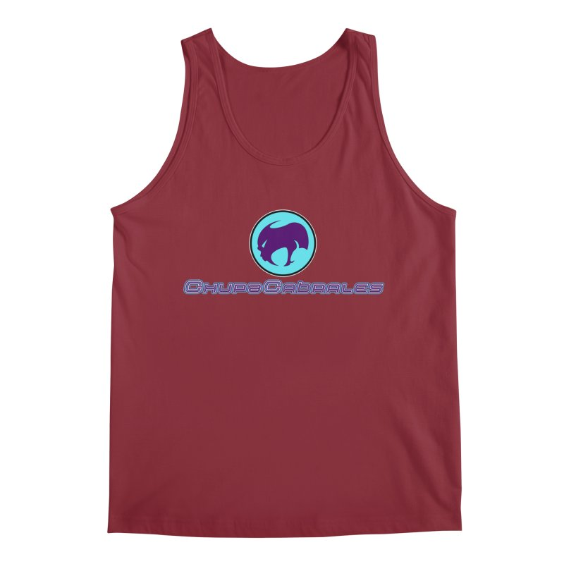 The official seal of the ChupaCabrales Men's Tank by ChupaCabrales's Shop
