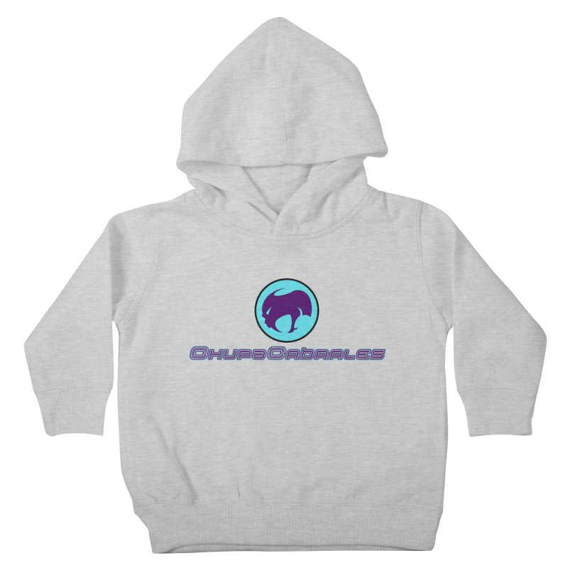The official seal of the ChupaCabrales Kids Toddler Pullover Hoody by ChupaCabrales's Shop