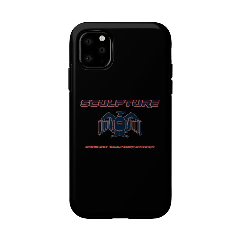 Sculpture Philosophy by ChupaCabrales Accessories Phone Case by ChupaCabrales's Shop