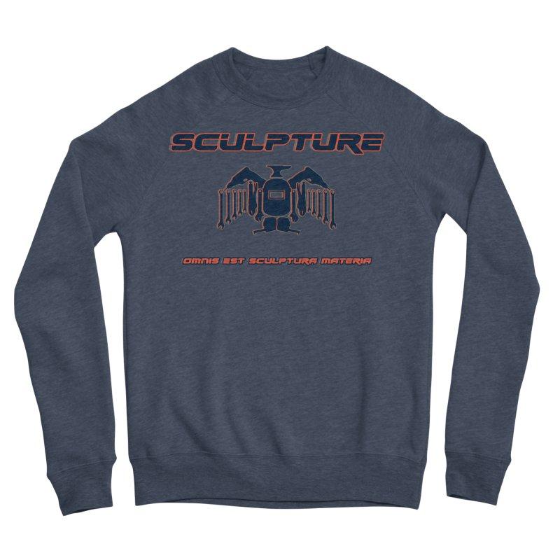 Sculpture Philosophy by ChupaCabrales Men's Sponge Fleece Sweatshirt by ChupaCabrales's Shop