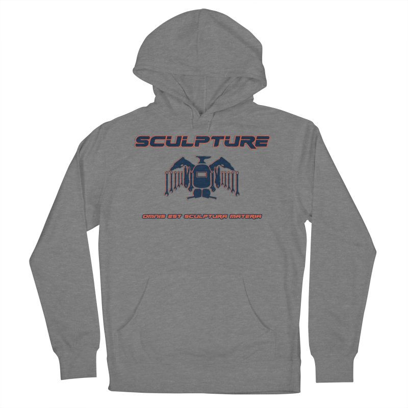 Sculpture Philosophy by ChupaCabrales Women's Pullover Hoody by ChupaCabrales's Shop