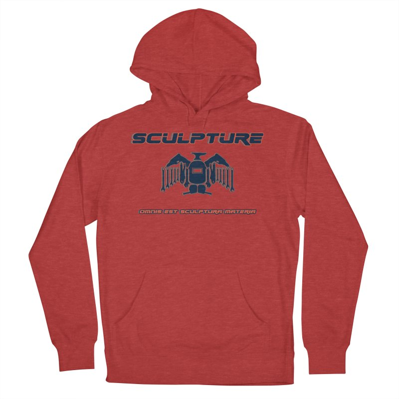 Sculpture Philosophy by ChupaCabrales Women's French Terry Pullover Hoody by ChupaCabrales's Shop