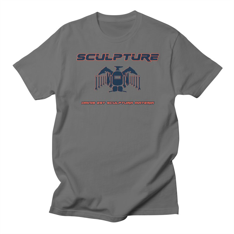 Sculpture Philosophy by ChupaCabrales Men's T-Shirt by ChupaCabrales's Shop