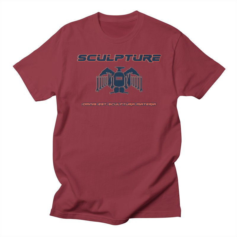 Sculpture Philosophy by ChupaCabrales Women's Regular Unisex T-Shirt by ChupaCabrales's Shop