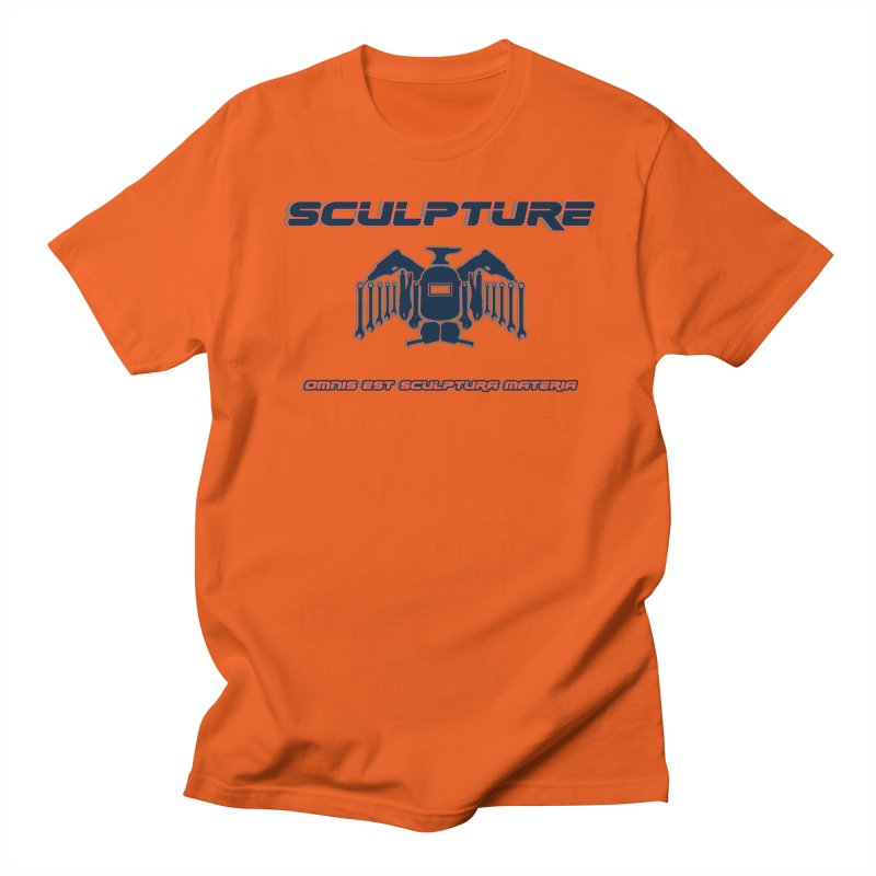 Sculpture Philosophy by ChupaCabrales Men's Regular T-Shirt by ChupaCabrales's Shop