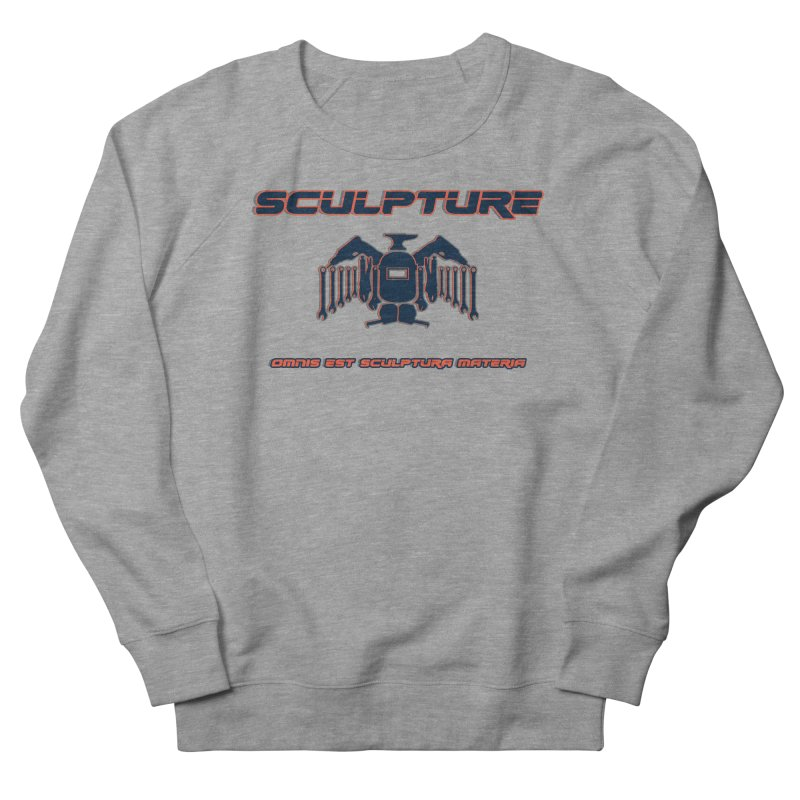 Sculpture Philosophy by ChupaCabrales Women's French Terry Sweatshirt by ChupaCabrales's Shop