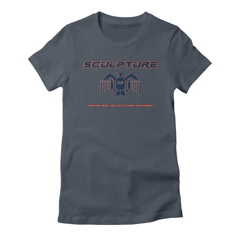 Sculpture Philosophy by ChupaCabrales Women's T-Shirt by ChupaCabrales's Shop
