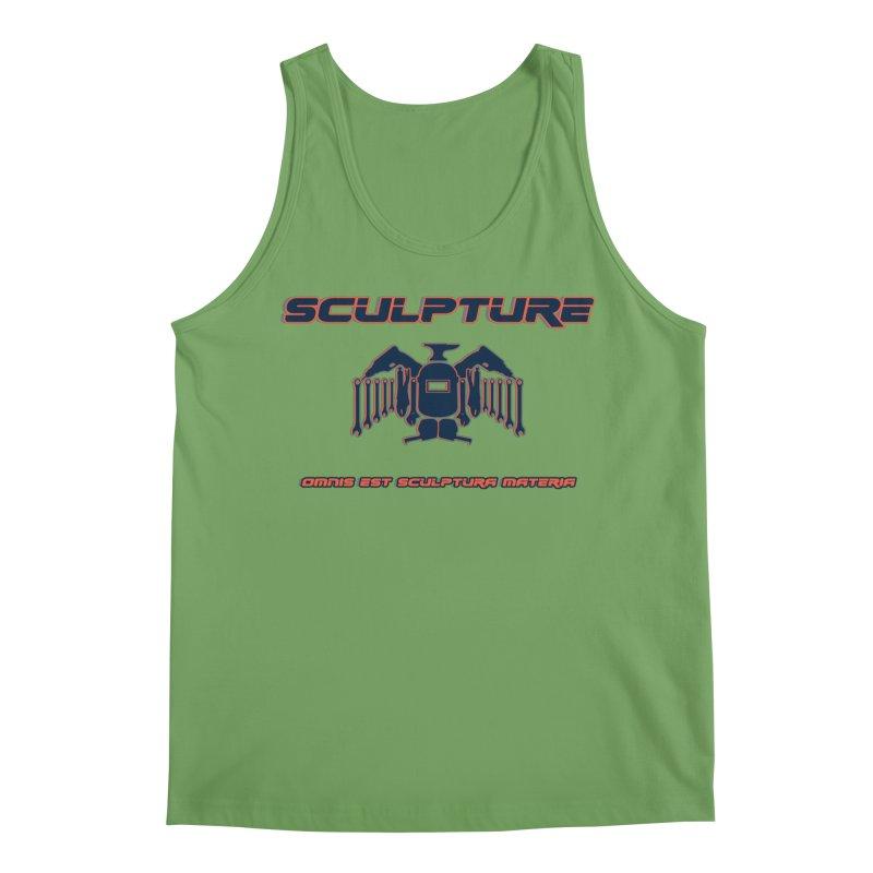 Sculpture Philosophy by ChupaCabrales Men's Tank by ChupaCabrales's Shop