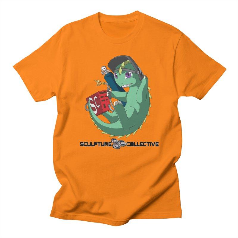 Weldzilla by Michelle Fluekiger Men's T-Shirt by ChupaCabrales's Shop