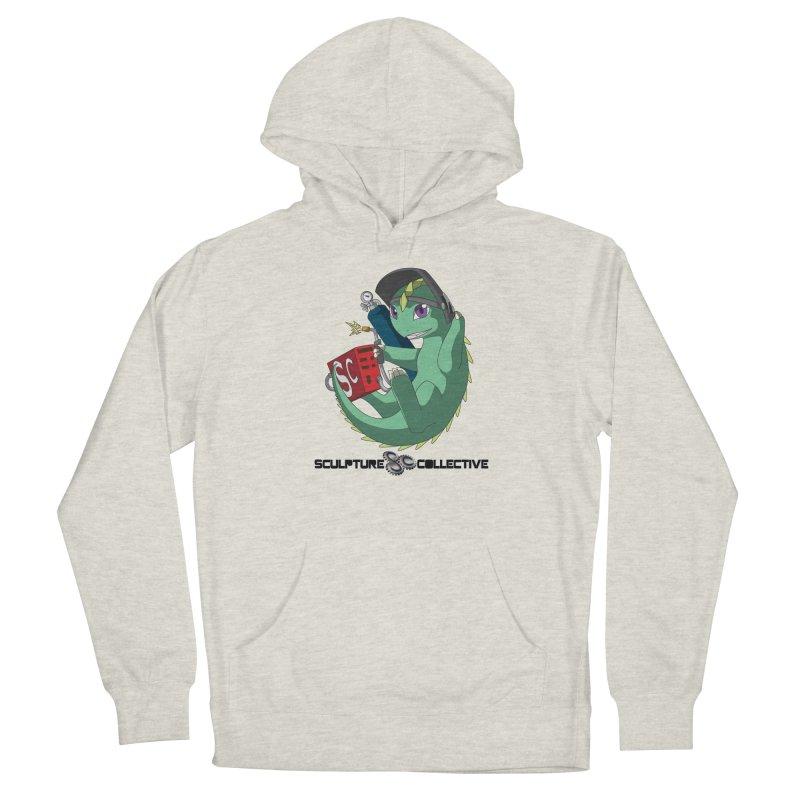 Weldzilla by Michelle Fluekiger Men's Pullover Hoody by ChupaCabrales's Shop