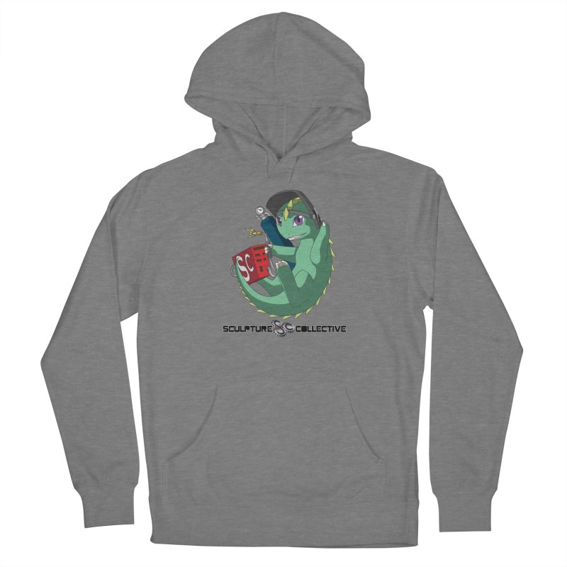 Weldzilla by Michelle Fluekiger Men's Pullover Hoody by ChupaCabrales's Shop