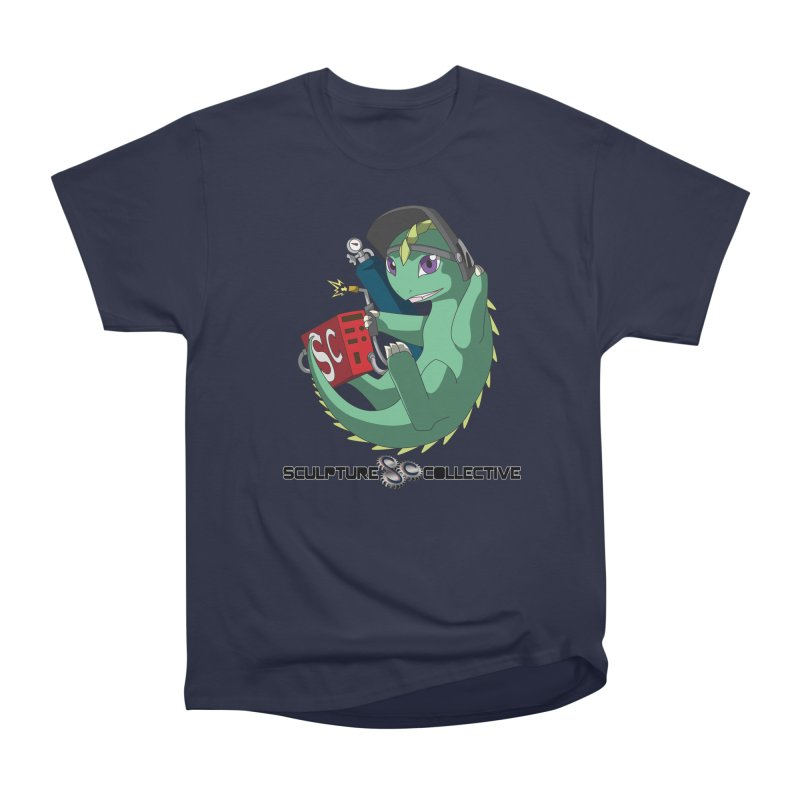 Weldzilla by Michelle Fluekiger Men's Classic T-Shirt by ChupaCabrales's Shop
