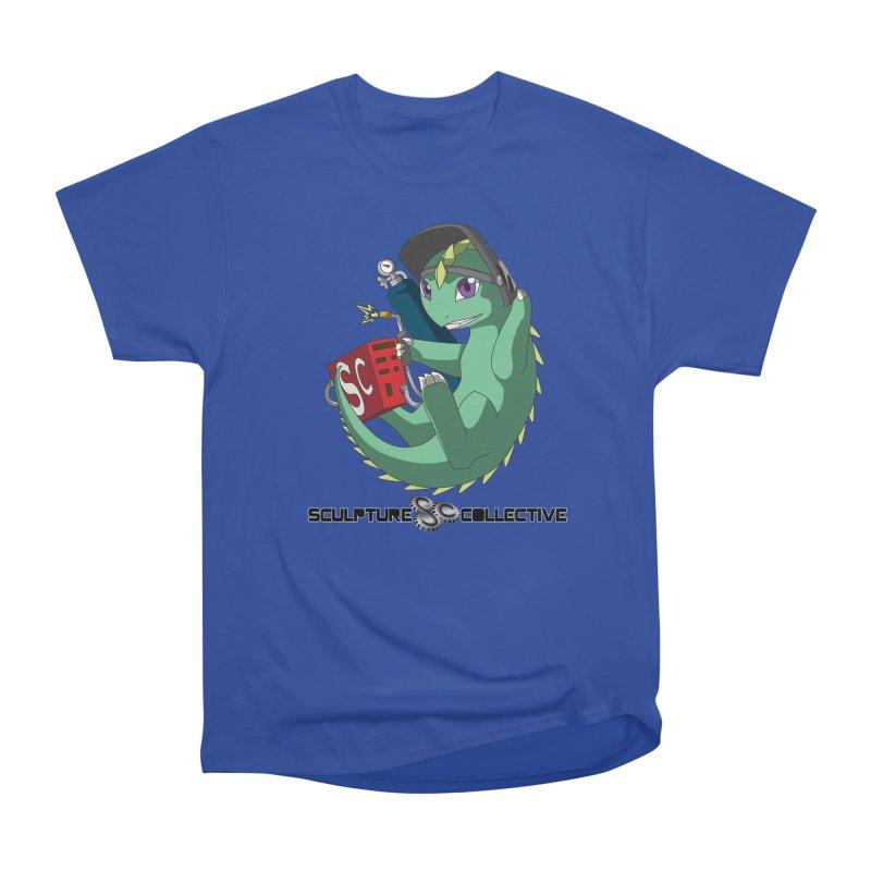 Weldzilla by Michelle Fluekiger Men's Heavyweight T-Shirt by ChupaCabrales's Shop