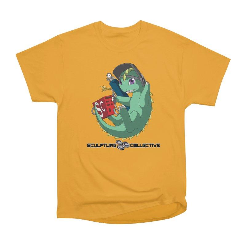Weldzilla by Michelle Fluekiger Women's Heavyweight Unisex T-Shirt by ChupaCabrales's Shop