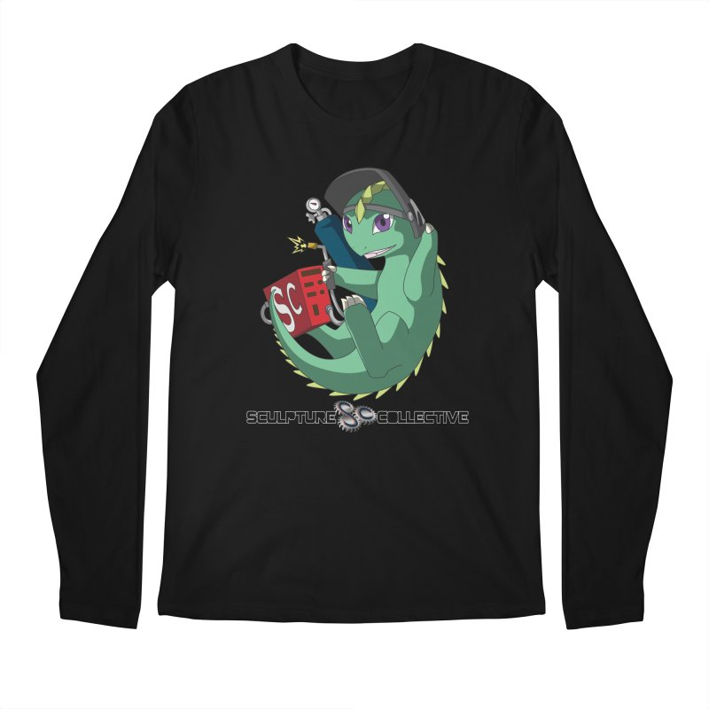 Weldzilla by Michelle Fluekiger Men's Longsleeve T-Shirt by ChupaCabrales's Shop