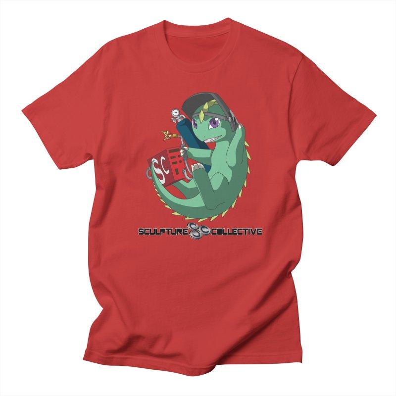 Weldzilla by Michelle Fluekiger Women's Regular Unisex T-Shirt by ChupaCabrales's Shop