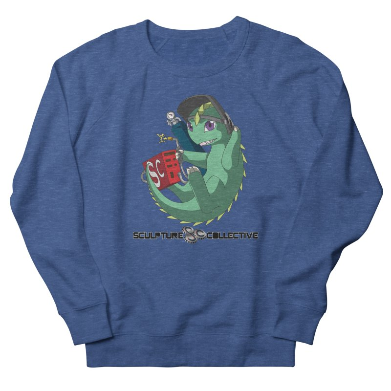 Weldzilla by Michelle Fluekiger Men's Sweatshirt by ChupaCabrales's Shop