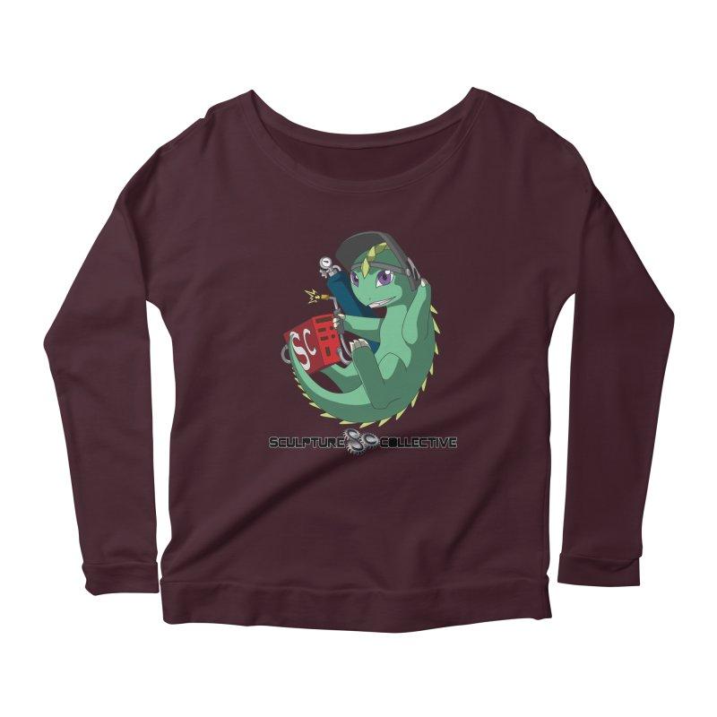 Weldzilla by Michelle Fluekiger Women's Scoop Neck Longsleeve T-Shirt by ChupaCabrales's Shop