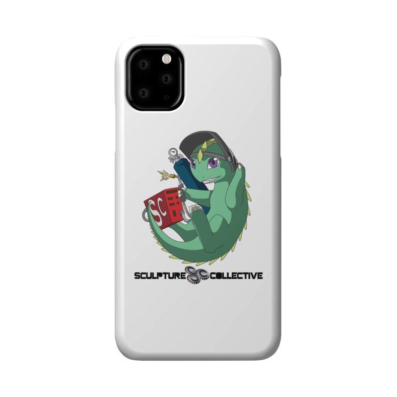 Weldzilla by Michelle Fluekiger Accessories Phone Case by ChupaCabrales's Shop