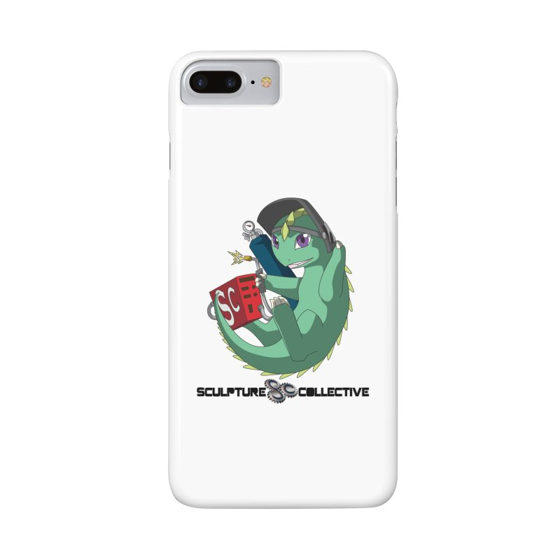 Weldzilla by Michelle Fluekiger Accessories Phone Case by ChupaCabrales's Shop