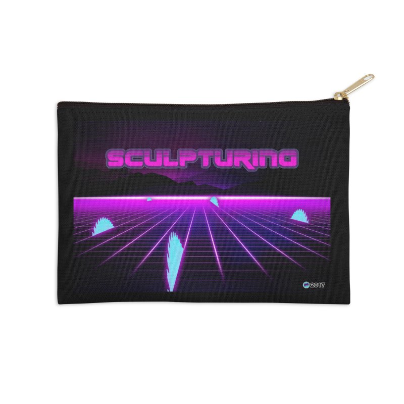 Sculpturing by ChupaCabrales Accessories Zip Pouch by ChupaCabrales's Shop