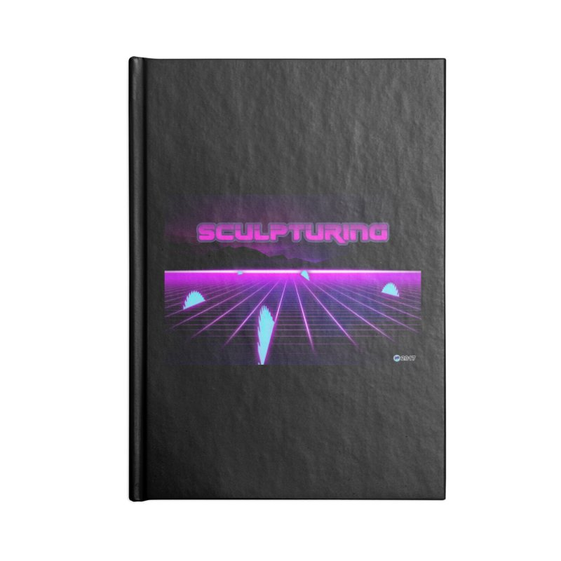 Sculpturing by ChupaCabrales Accessories Notebook by ChupaCabrales's Shop
