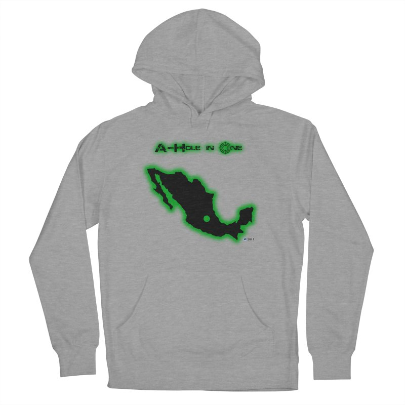 A-Hole in One by ChupaCabrales Men's Pullover Hoody by ChupaCabrales's Shop