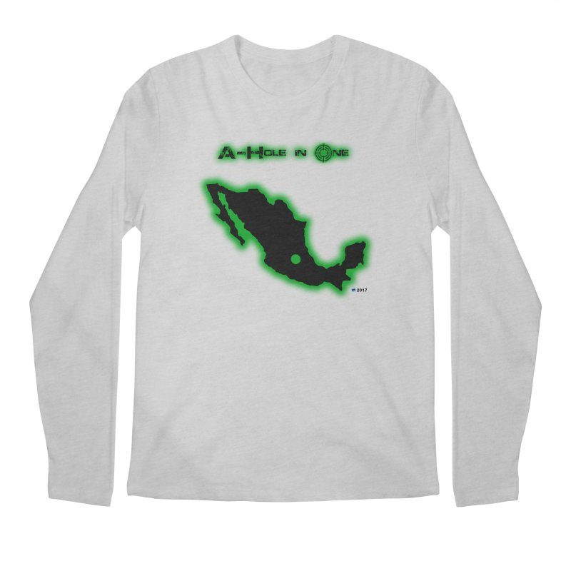A-Hole in One by ChupaCabrales Men's Longsleeve T-Shirt by ChupaCabrales's Shop