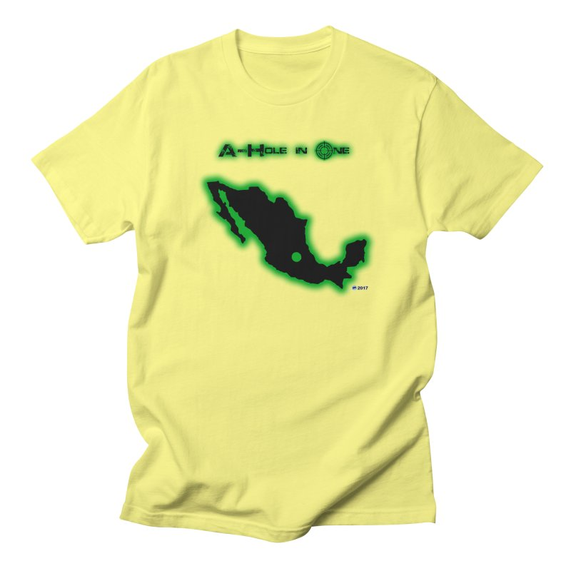 A-Hole in One by ChupaCabrales Women's Unisex T-Shirt by ChupaCabrales's Shop
