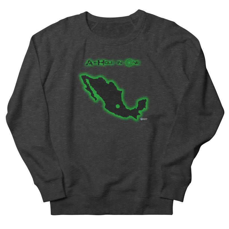 A-Hole in One by ChupaCabrales Men's Sweatshirt by ChupaCabrales's Shop