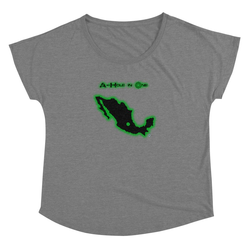 A-Hole in One by ChupaCabrales Women's Dolman by ChupaCabrales's Shop