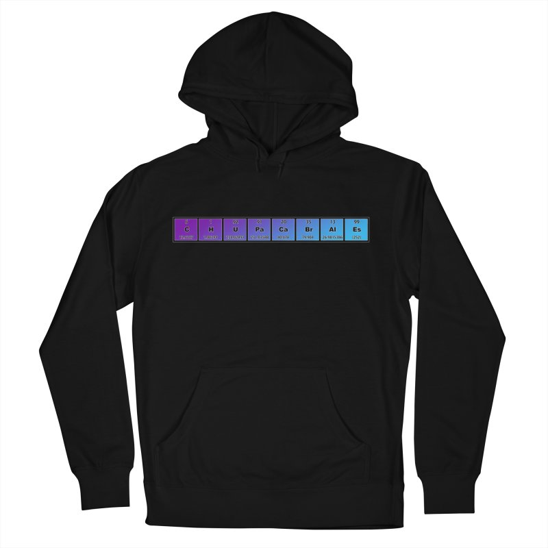 ChupaCabrales Elements by ChupaCabrales Women's French Terry Pullover Hoody by ChupaCabrales's Shop