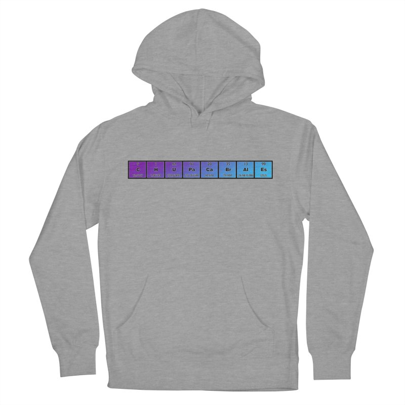 ChupaCabrales Elements by ChupaCabrales Men's French Terry Pullover Hoody by ChupaCabrales's Shop