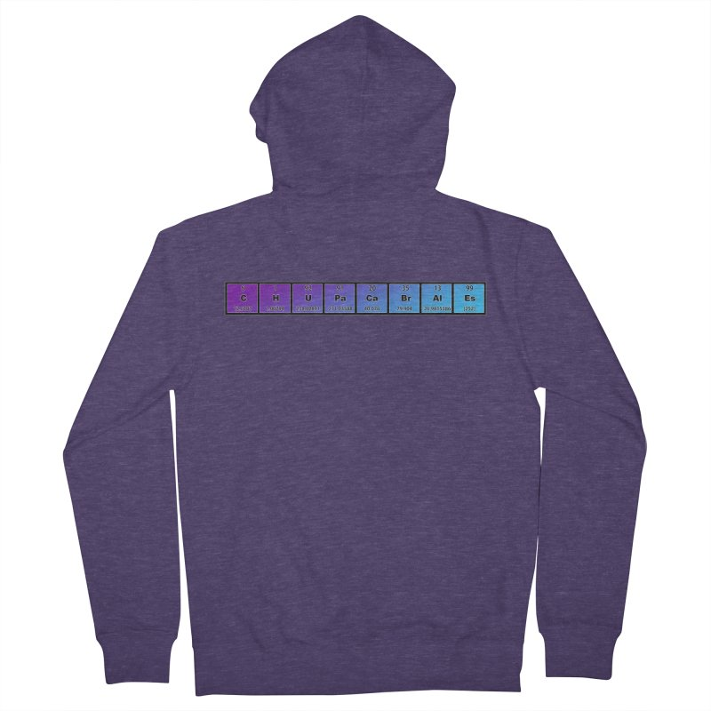 ChupaCabrales Elements by ChupaCabrales Men's Zip-Up Hoody by ChupaCabrales's Shop