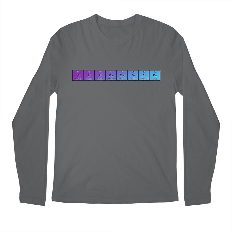 ChupaCabrales Elements by ChupaCabrales Men's Longsleeve T-Shirt by ChupaCabrales's Shop