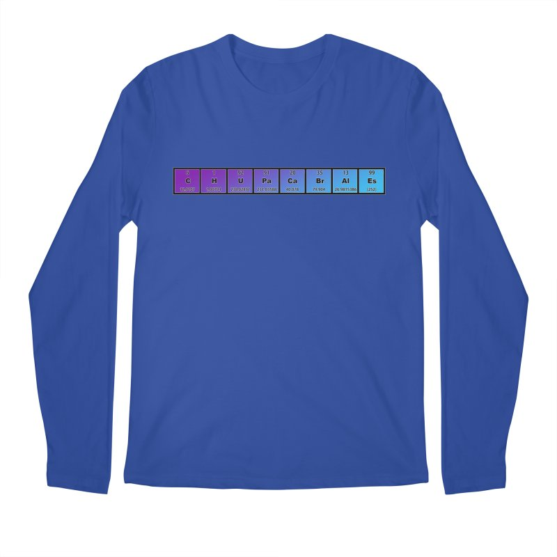 ChupaCabrales Elements by ChupaCabrales Men's Regular Longsleeve T-Shirt by ChupaCabrales's Shop