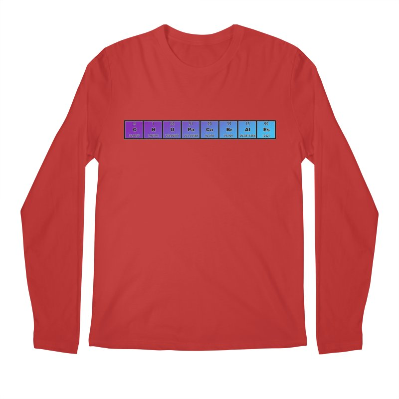 ChupaCabrales Elements by ChupaCabrales Men's Regular Longsleeve T-Shirt by ChupaCabrales's Shop