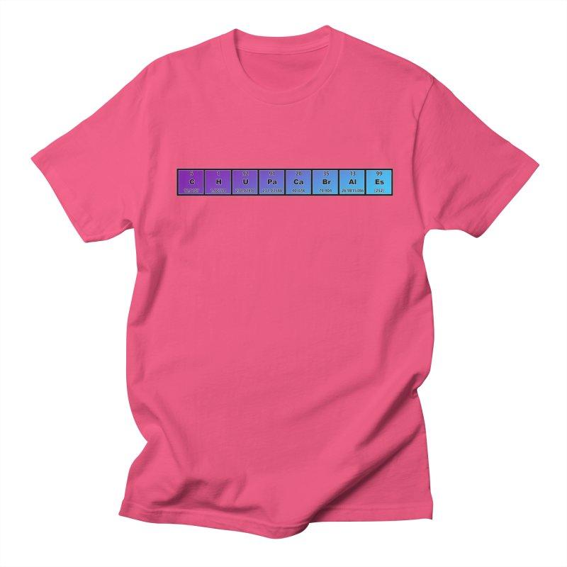 ChupaCabrales Elements by ChupaCabrales Men's Regular T-Shirt by ChupaCabrales's Shop