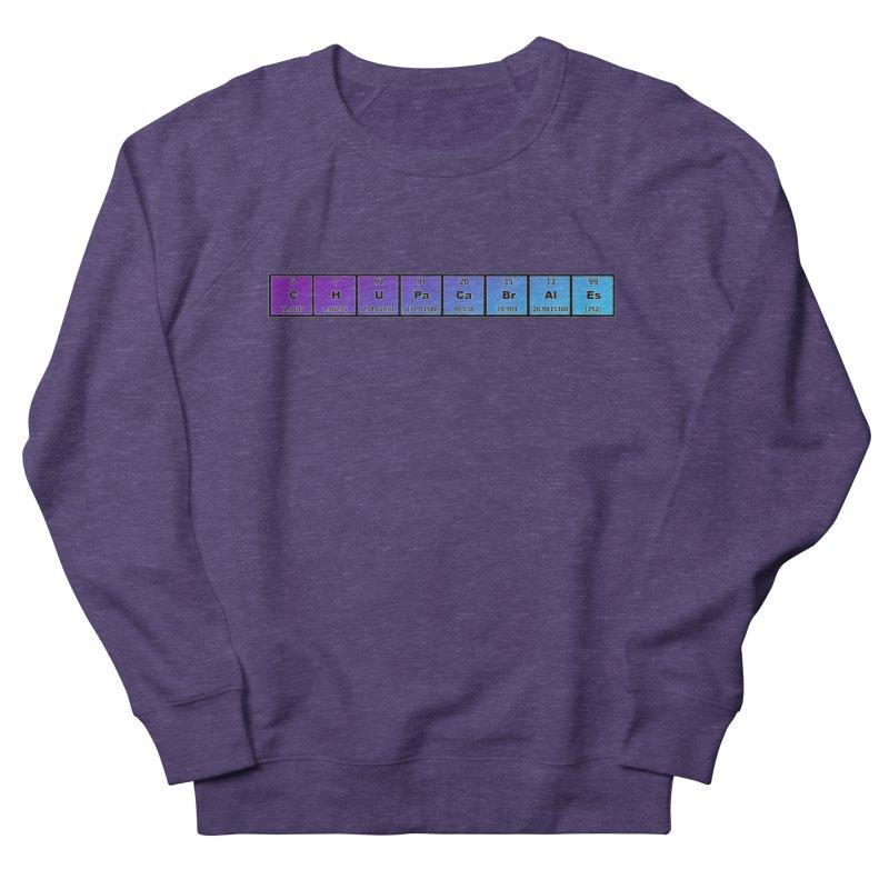 ChupaCabrales Elements by ChupaCabrales Men's French Terry Sweatshirt by ChupaCabrales's Shop