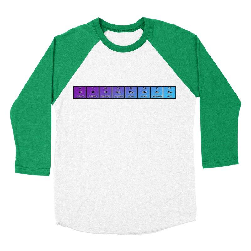 ChupaCabrales Elements by ChupaCabrales Women's Baseball Triblend Longsleeve T-Shirt by ChupaCabrales's Shop