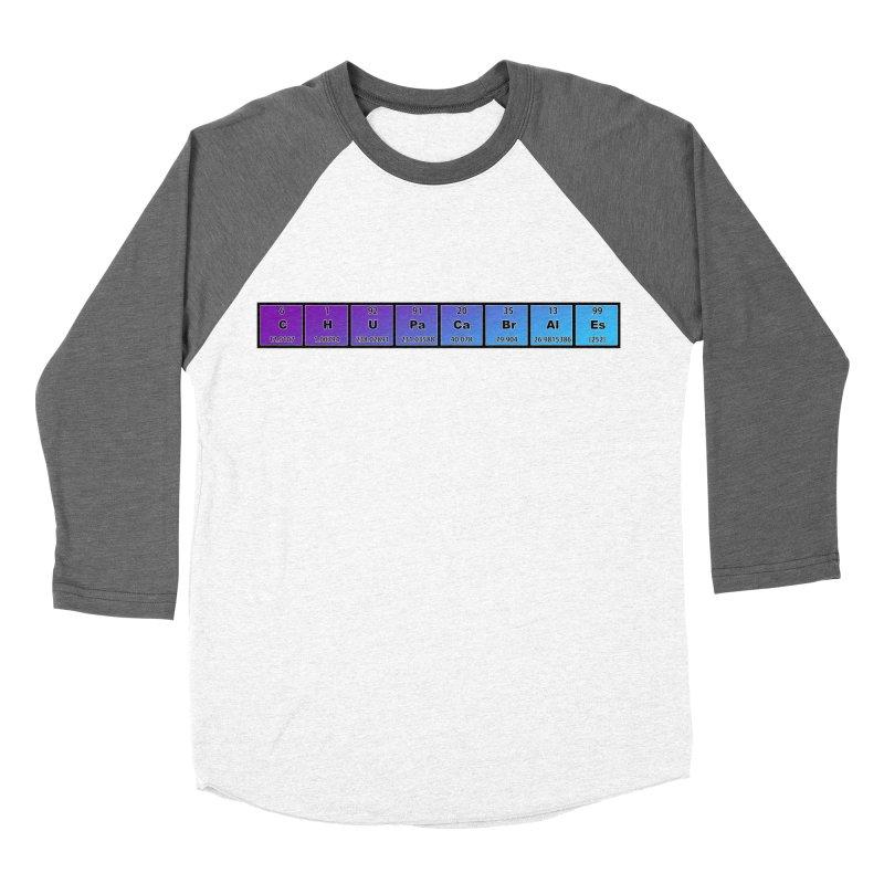 ChupaCabrales Elements by ChupaCabrales Men's Baseball Triblend Longsleeve T-Shirt by ChupaCabrales's Shop