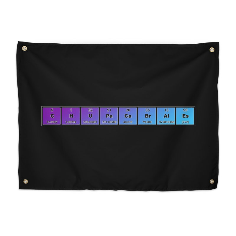 ChupaCabrales Elements by ChupaCabrales Home Tapestry by ChupaCabrales's Shop