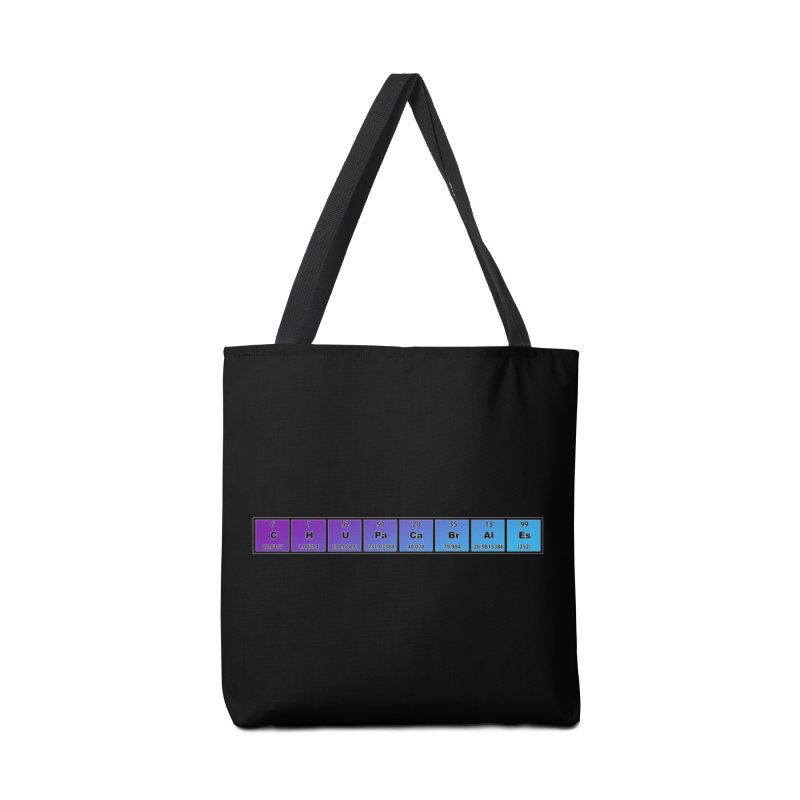 ChupaCabrales Elements by ChupaCabrales Accessories Tote Bag Bag by ChupaCabrales's Shop