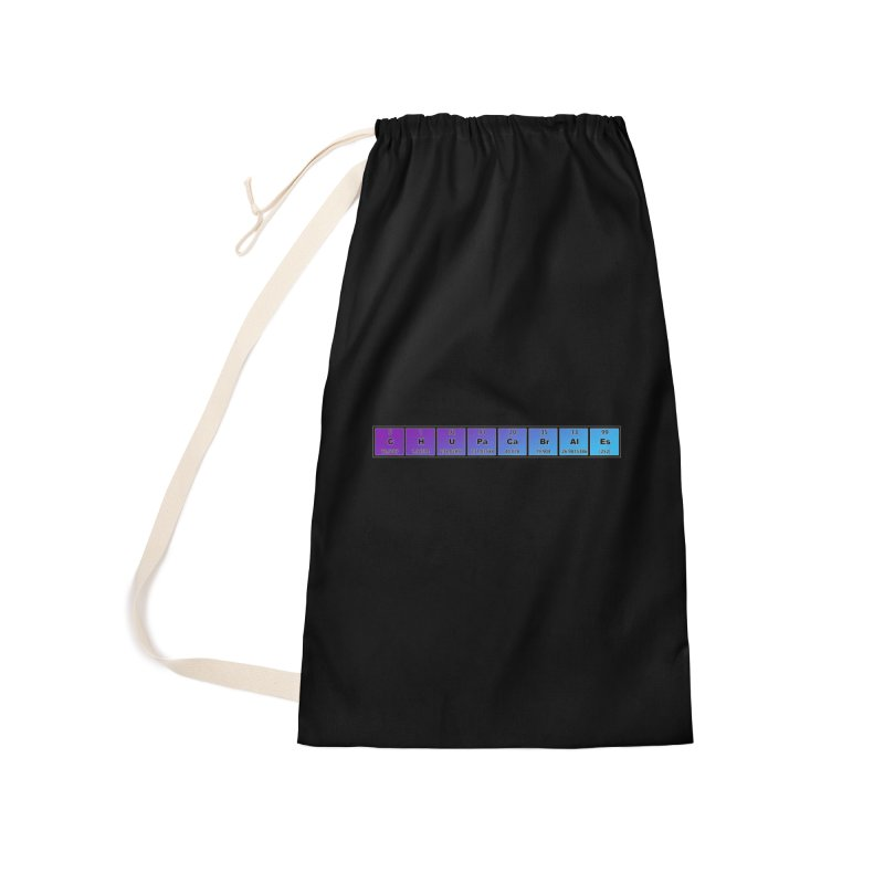 ChupaCabrales Elements by ChupaCabrales Accessories Laundry Bag Bag by ChupaCabrales's Shop