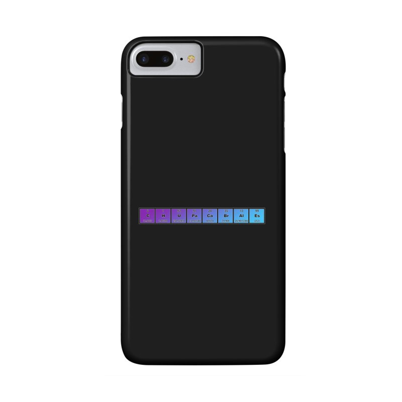 ChupaCabrales Elements by ChupaCabrales Accessories Phone Case by ChupaCabrales's Shop